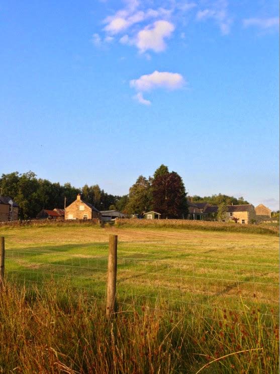 hamlet in northumberland