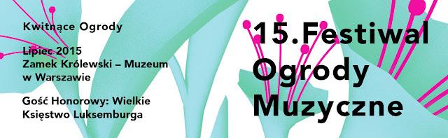 Festiwal Ogrody Muzyczne - koncerty dla dzieci
