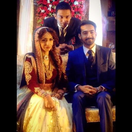 Hira and ali wedding