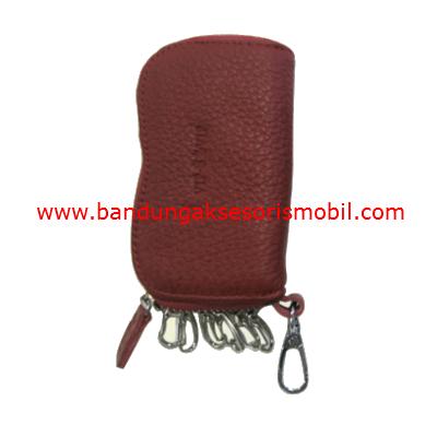 Dompet STNK Prada Merah