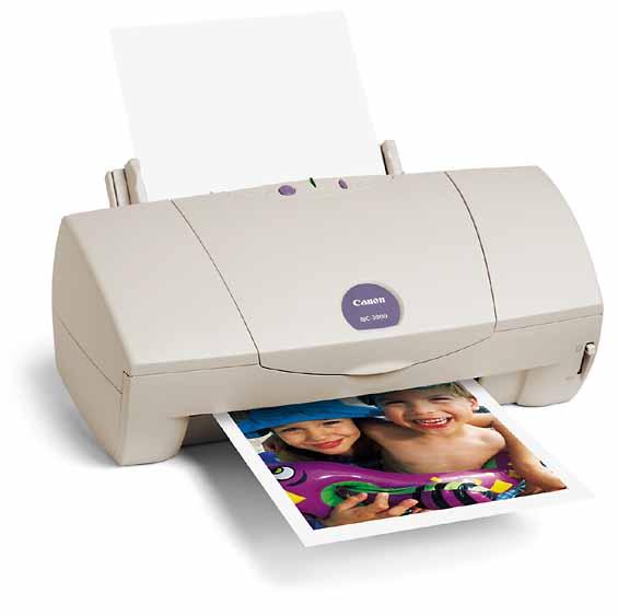 Canon BJC 3000 Printer
