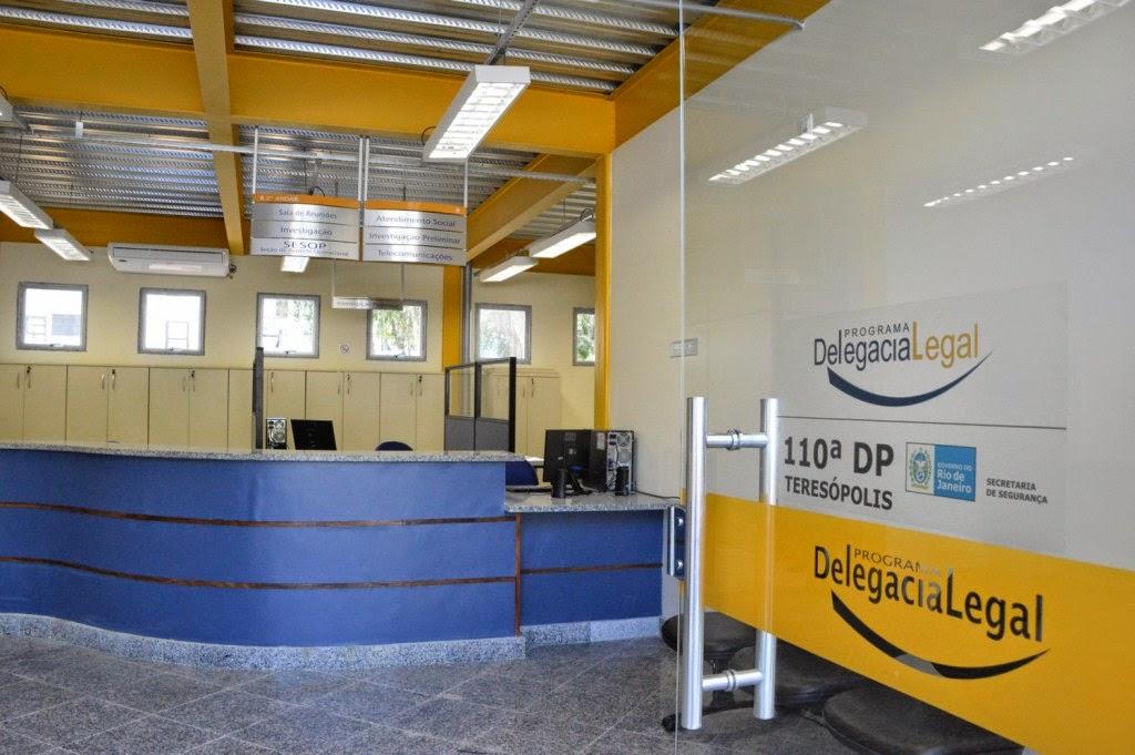 Delegacia Legal de Teresópolis é considerada de grande porte