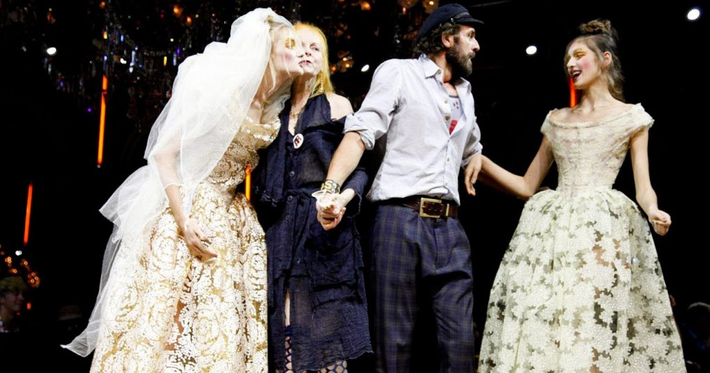 Pickapeeker: Vivienne Westwood: There is one wood in the West