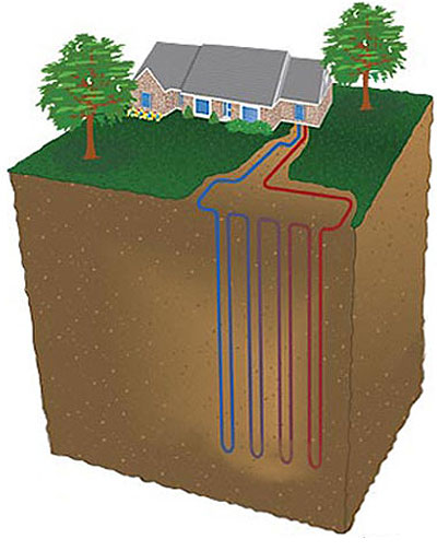 geothermal energy means energy derived from the heat within the earth ...