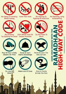 Marhaban: Selamat Menunaikan Ibadah Shaum Ramadhan