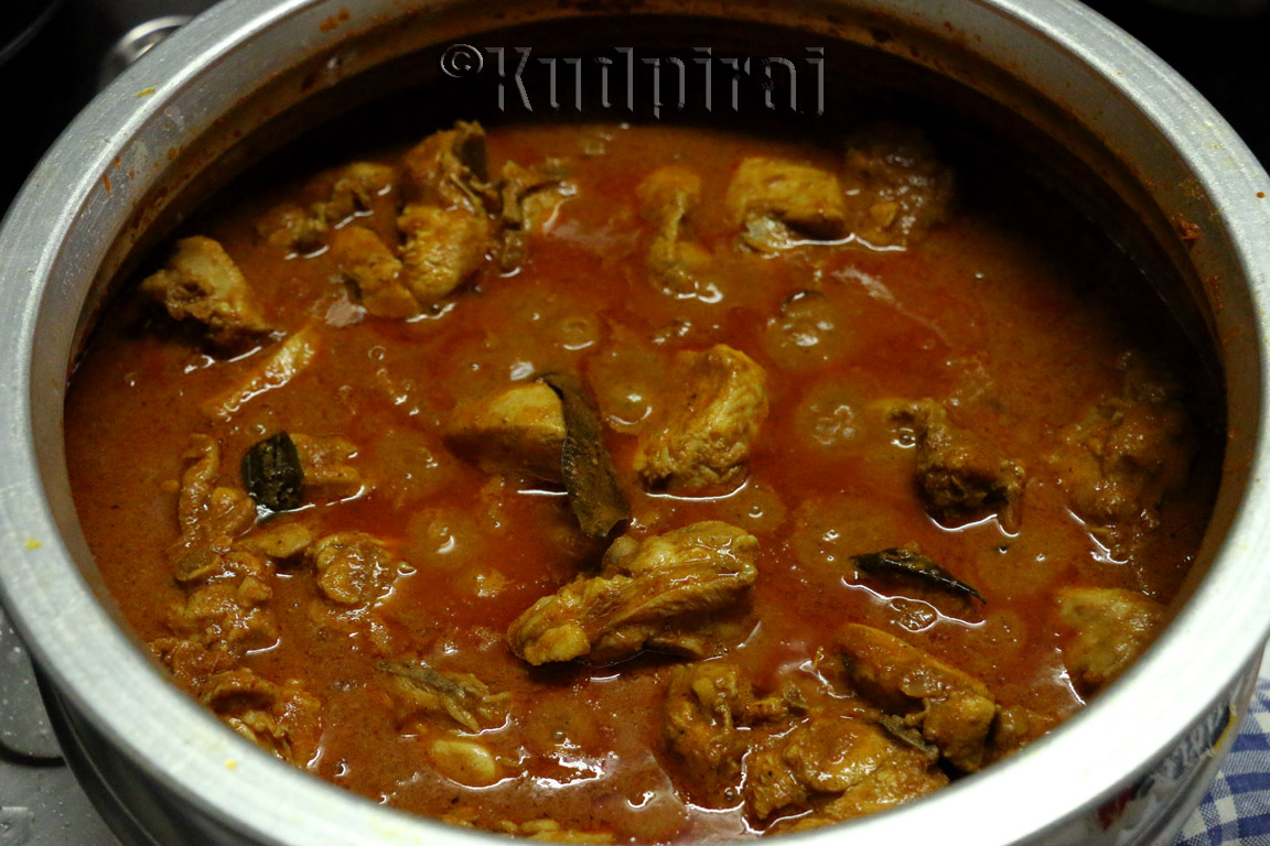 Here Is Chicken Chettinad My Personal Favourite Curry For The Viewers With Recipe From Chef Sanjeev Kapoor S Khaana Khazana Slightly Changed According To