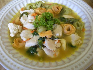 Recipes Chicken Tortellini Soup