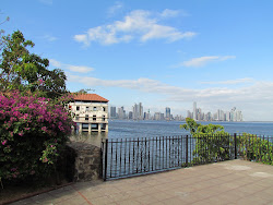 Panama City -- New skyline, and an old rehab