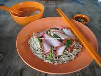 White Noodle Wan Tan