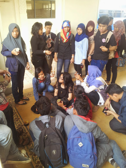 Workshop Kamera Lubang Jarum di Gedung Juang Tambun