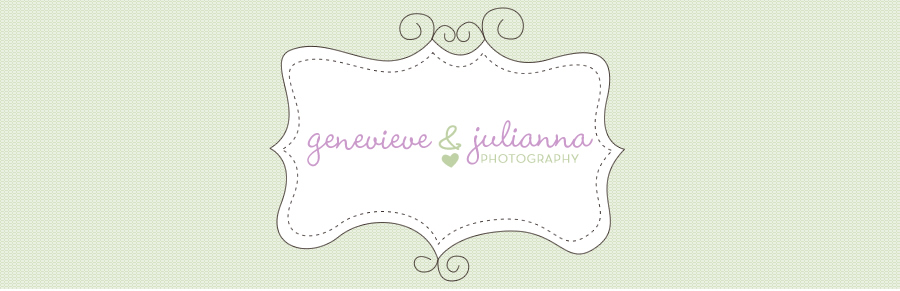 Genevieve & Julianna