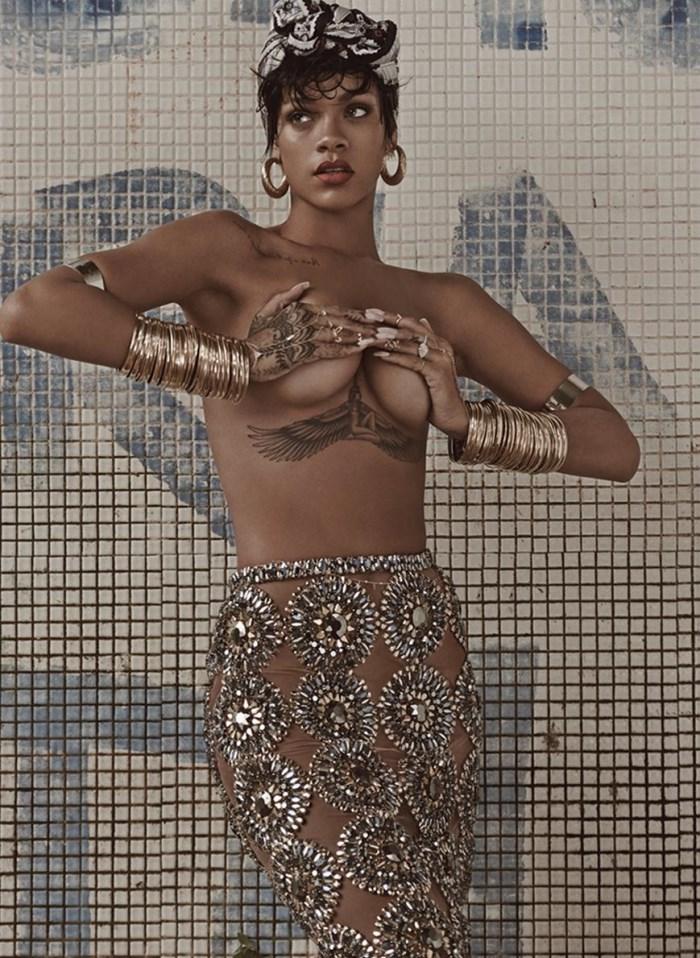 Rihanna seks foto