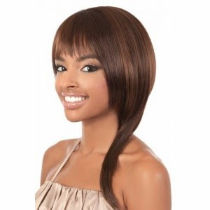 Beshe Synthetic Simple Cap Wig Blink