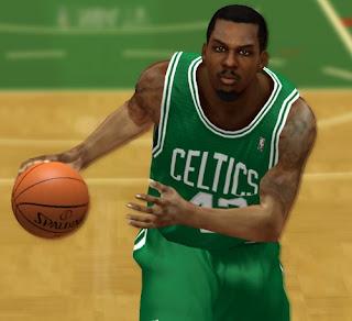 NBA 2K13 Kris Joseph Cyber Face Patch Download