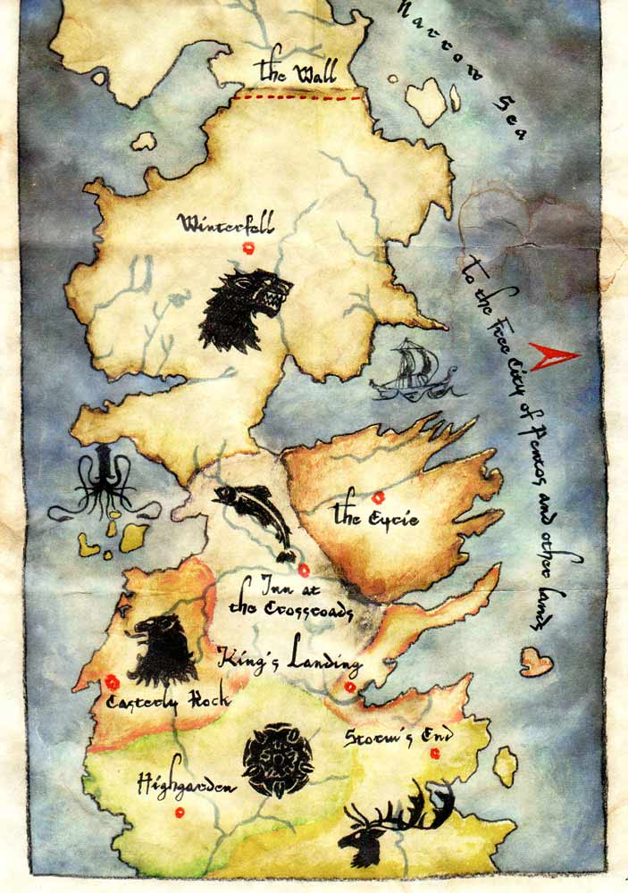 die 7 königslande