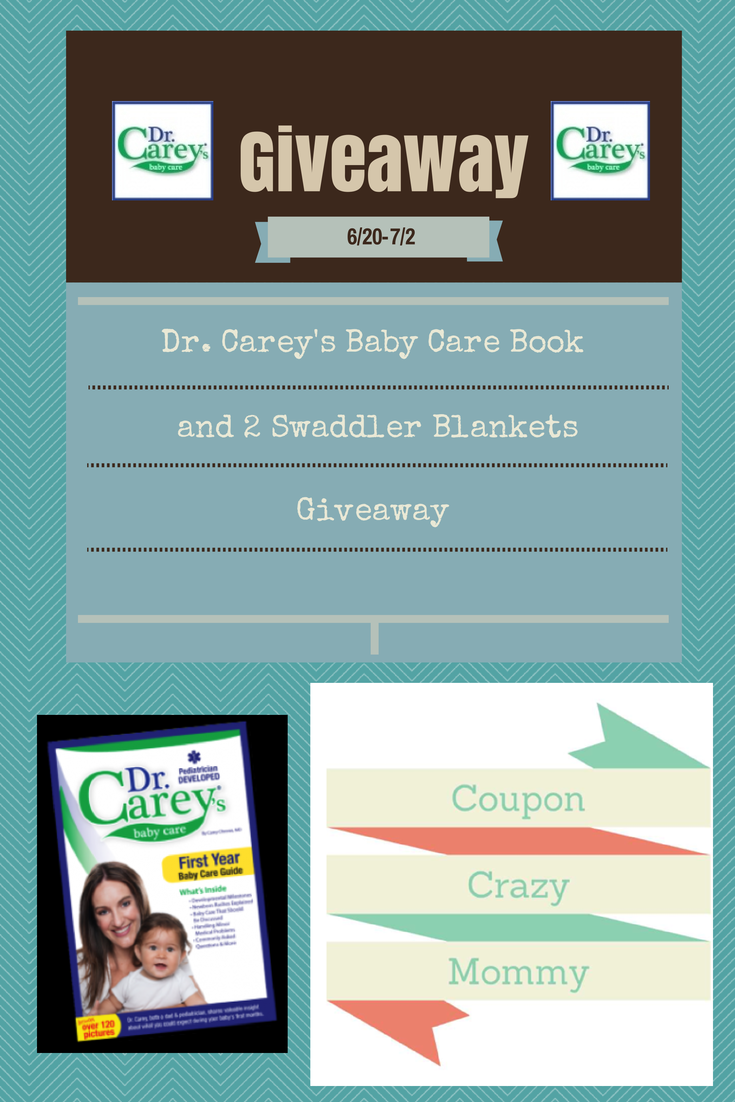Dr. Carey's Giveaway
