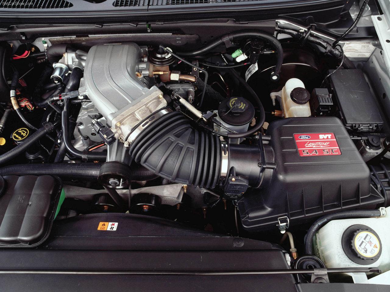 ... - Populaire français d'automobiles: 2004 Ford F-150 SVT Lightning