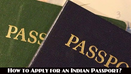 How to Apply for an Indian Passport?