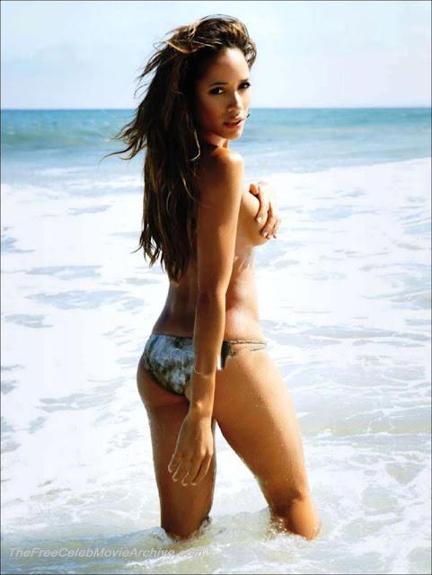 Dania ramirez nude butt in lycan movie scandalplanetcom 9