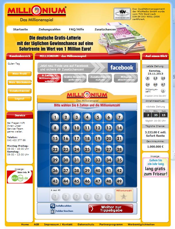 lotto gutschein code