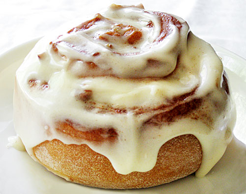 World's best cinnamon roll recipe!! (Cinnabon copy-cat)