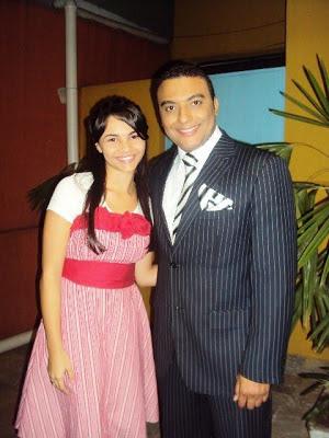 Francielle Miranda e Sergio Marques