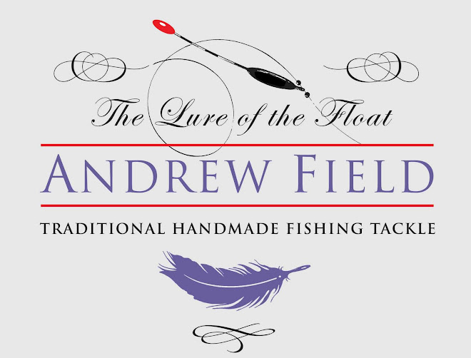 Handmade Fishing Floats By Andrew Field