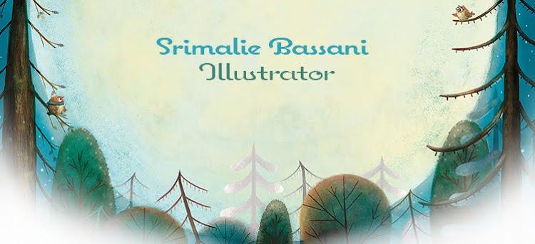 Srimalie Bassani illustrator