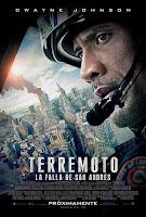 Terremoto: La Falla de San Andrés (2015) [Latino]