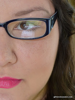 Garnier Skin Renew for Combination/Oily Skin in Light/Medium   E.l.f. Studio High Definition Powder in Translucent   Milani Baked Powder Blush in Dulce Pink   Rimmel Natural Bronzer in Sun Light Eyes   Missha Style Shine Pearl Eye Shadow in GBR02   Maybelline The Colossal Volum' Express Waterproof in Glam Black   Too Faced Absolutely Invisible Candlelight Powder (as highlight) Lips   Revlon Just Bitten Kissable Balm Stain in Smitten