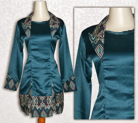 Batik Modern   Model Baju Batik Modern