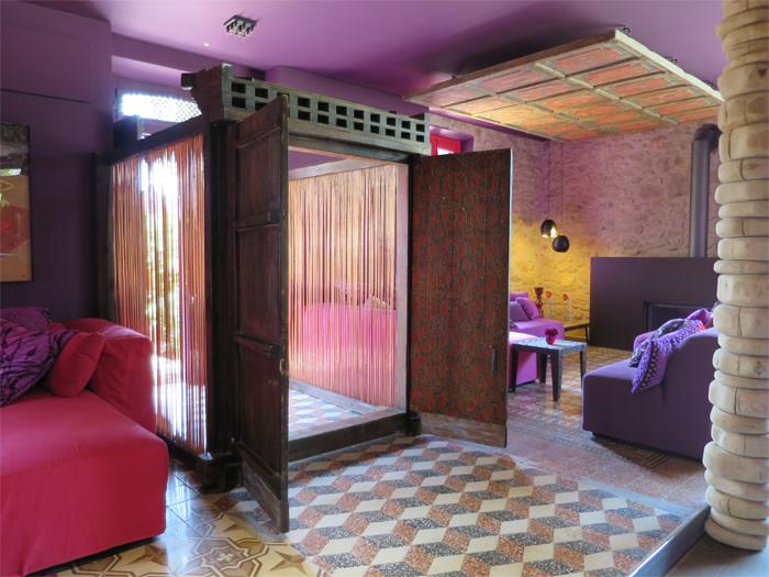 Maison d'hôtes Assignan - blog lifestyle Languedoc