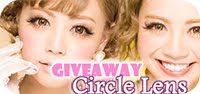 Circle Lens Giveaway at Panda-Agenda!