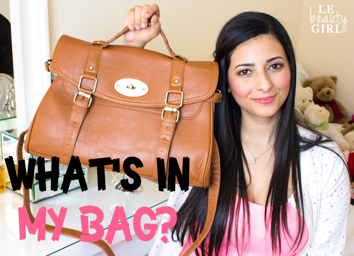 VIDEO: What's In My Bag? Ebay Faux Leather Satchel in Tan (Mulberry Alexa lookalike)