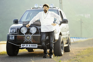 Legend Nandamuri Balakrishna First Look