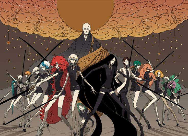 Houseki no Kuni 1x01 VOSE