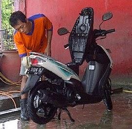 peluang bisnis cuci motor