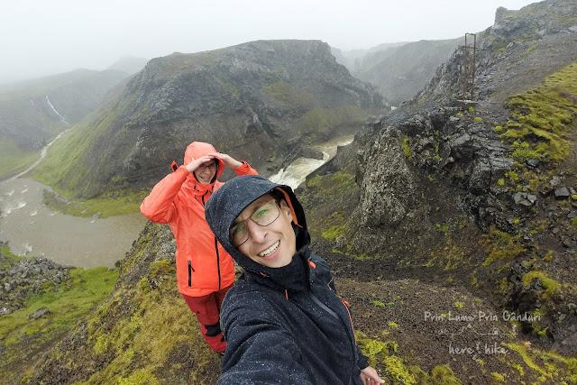 Trollafoss-Iceland