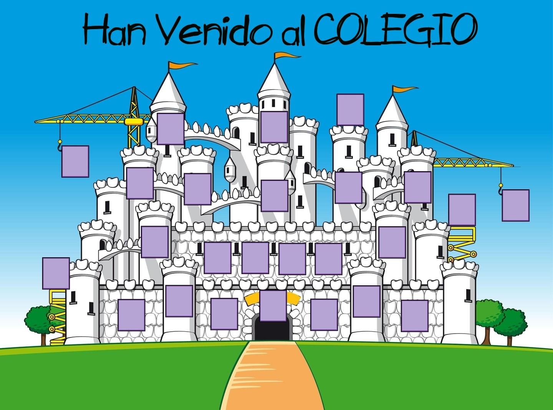 Menta m s chocolate recursos y actividades para - Castillos para ninos de infantil ...