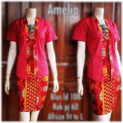 Kebaya Batik Amelia KBW 285