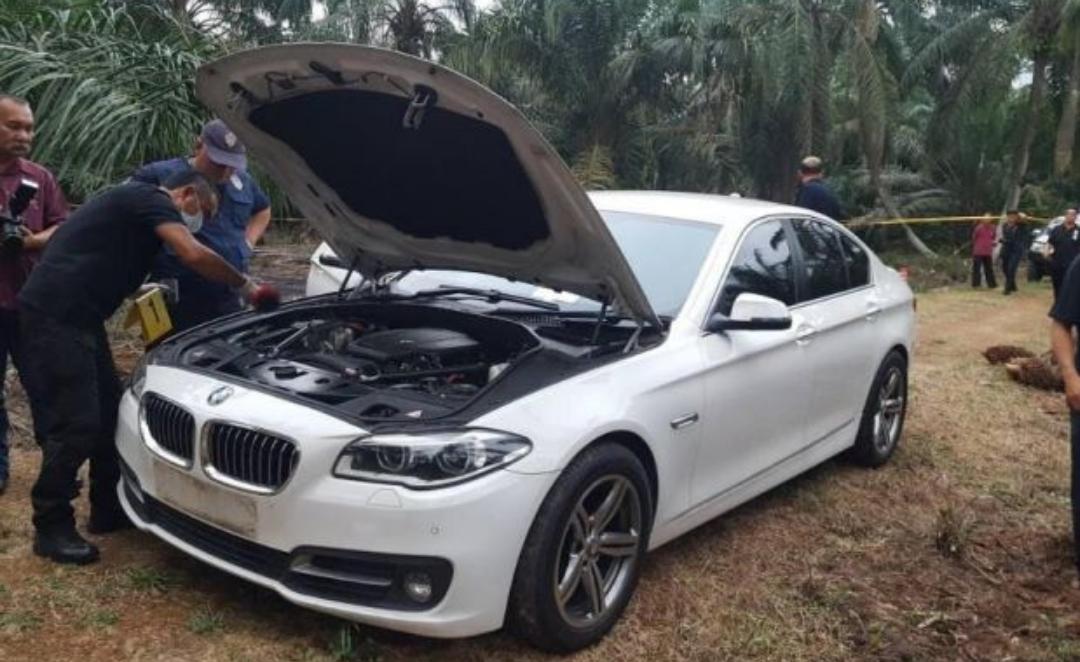 BMW Putih