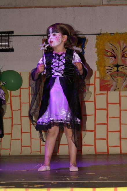 Léonie (danse créative 4/5 ans)