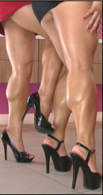 Huge Calves Models