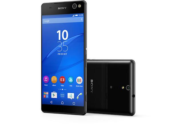 Sony Xperia C5 Ultra resmi diumumkan, dibekali kamera depan dan belakang 13 MP