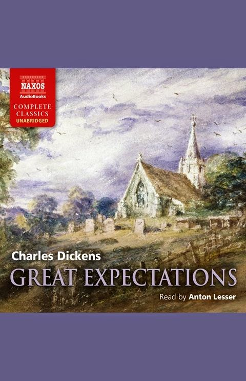 Book Cover: Great Expectations by Charles Dickens