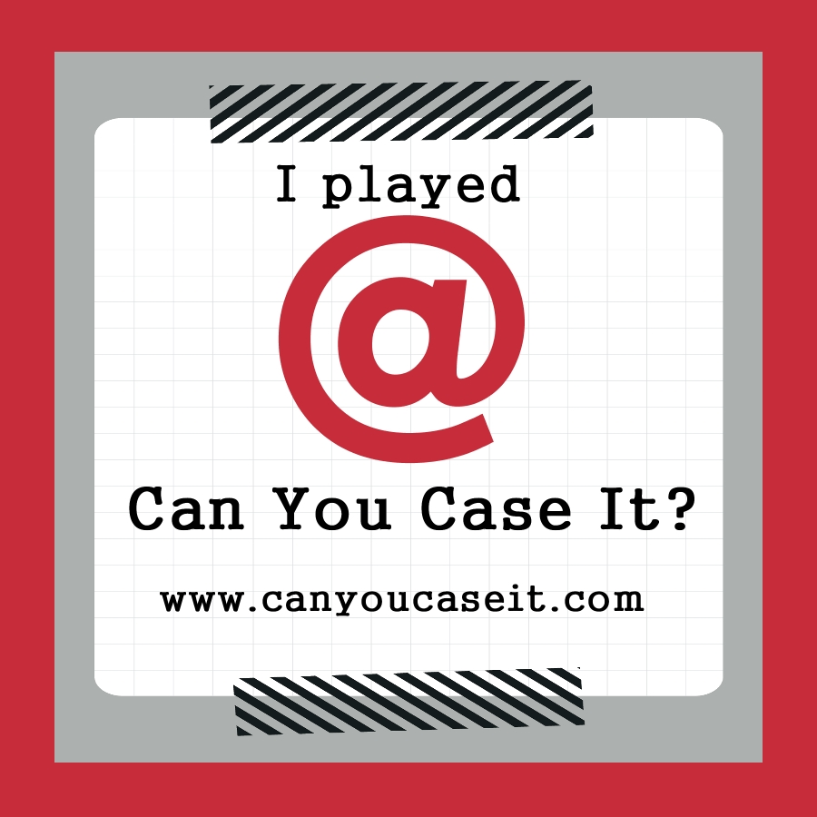 Can You Case It Challenge Blog