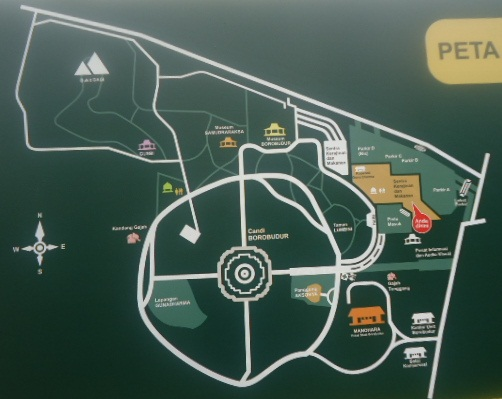 Rute Perjalanan Wisata Candi Borobudur