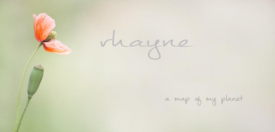 rhayne-a map of my planet