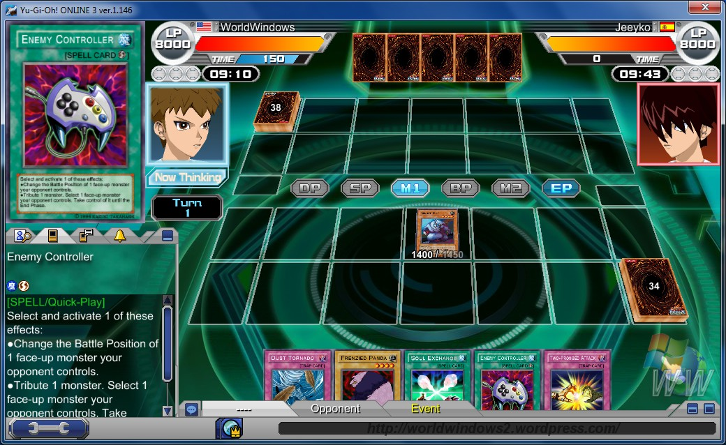 Giocho Download Yu-Gi Oh