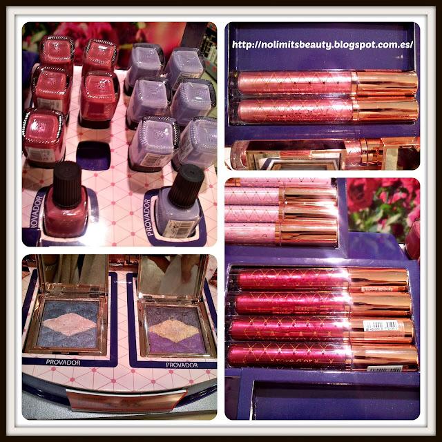 Colección de maquillaje Rose D'Or de Deliplús